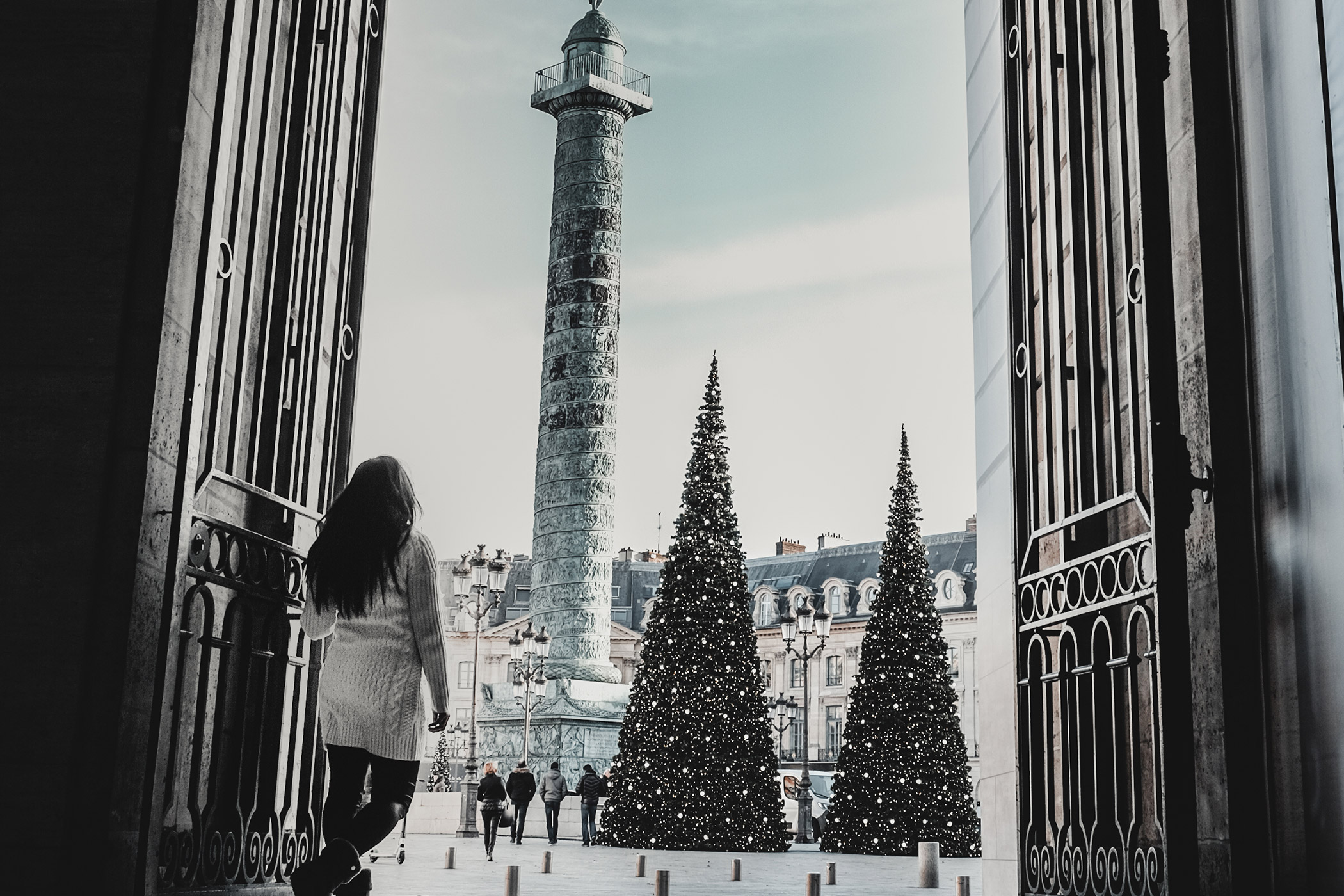 Place vendôme Paris, famous place