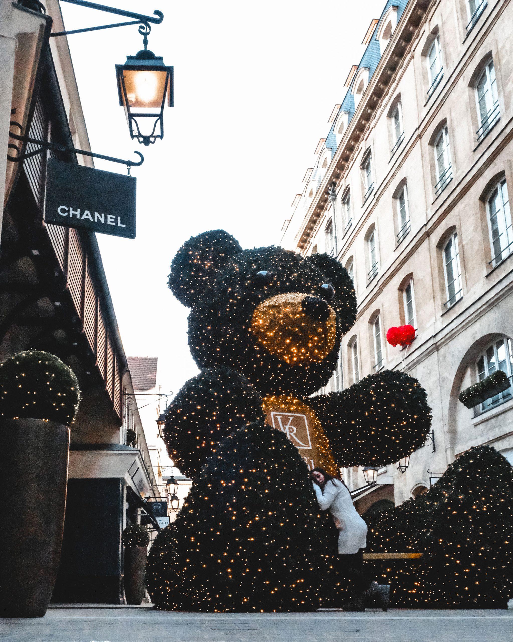 le village royal Paris. Parcours de Noël  à paris. Les plus belles places à voir pendant la période des fêtes