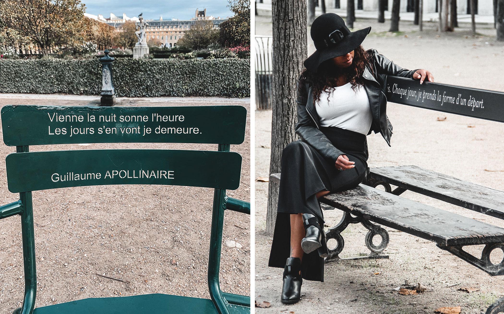 Jardin du Petit Palais, Le parfait itinéraire si vous aimez vous baladez dans l'art Parisien