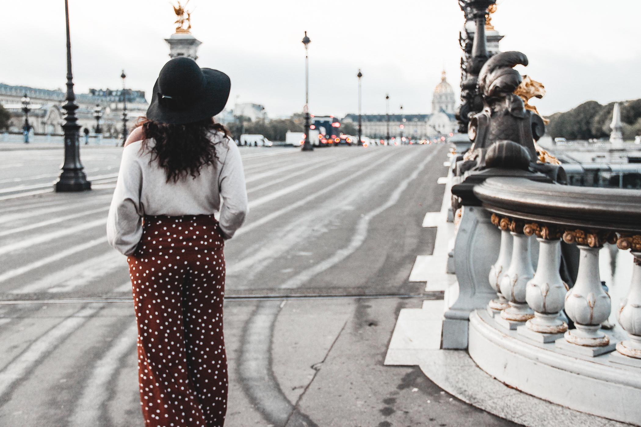 Pont Alexandre III, Le parfait itinéraire si vous aimez vous baladez dans l'art Parisien
